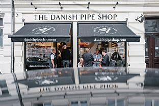 Business hours for the next week - The Danish Pipe Shop