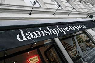 About us / Contact - The Danish Pipe Shop