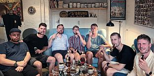 Rygelounge, Pibekursus og Events - The Danish Pipe Shop