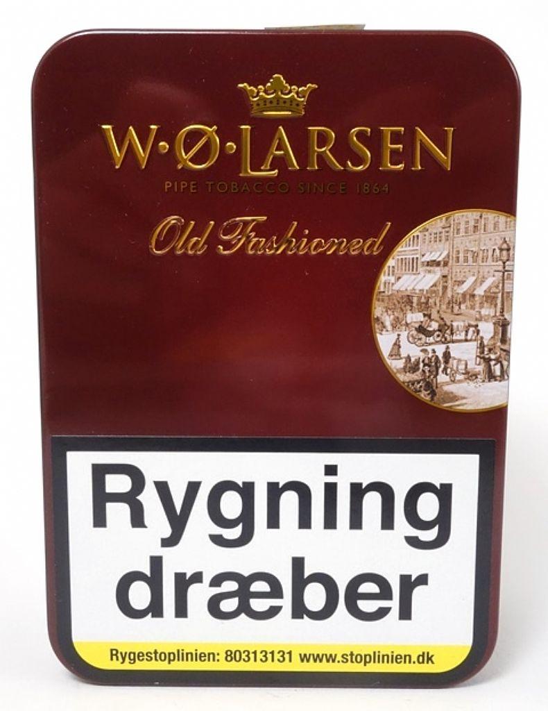 sc 1 st  The Danish Pipe Shop & W.Ø Larsen Old Fashioned Pipe Tobacco 100 gram - The Danish Pipe Shop